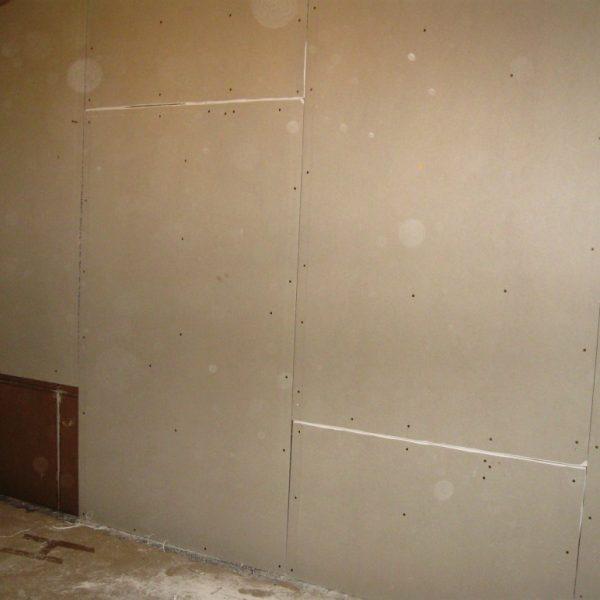Odhlučnená stena