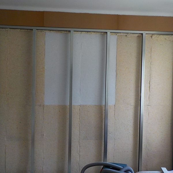 zvukové izolácia steny