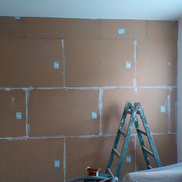 Zvuková izolácia steny
