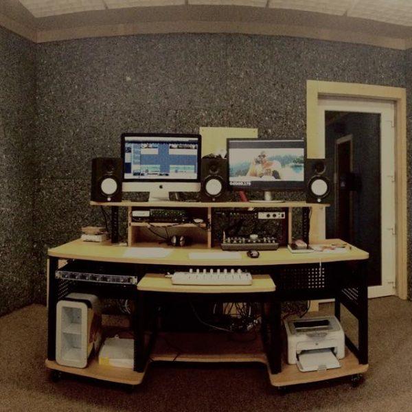 ZINO Acoustic v nahrávacom štúdiu