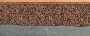 suchý podsyp na vyrovnanie podlahy