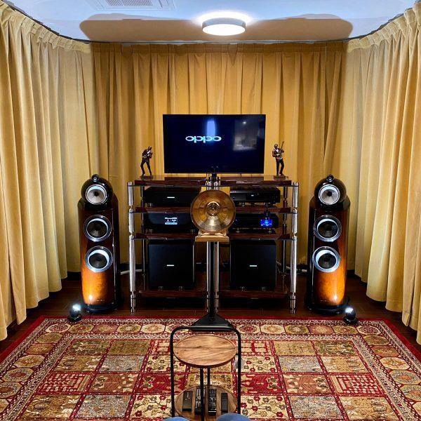 akustika domáceho kina