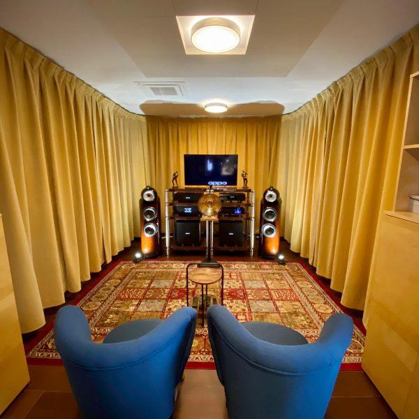 domáce kino akustika