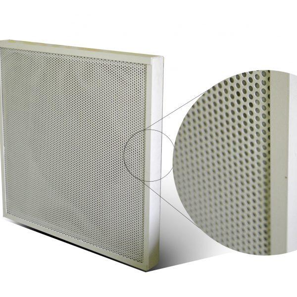 priemyselný akustický panel