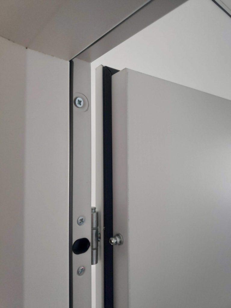 Akustické dvere