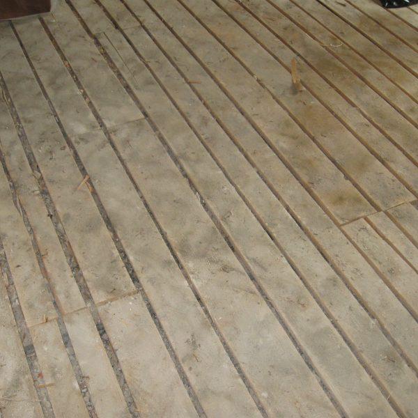 Odhlučnenie podlahy